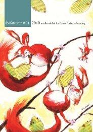 forfatteren # 01 2010 medlemsblad for Dansk Forfatterforening