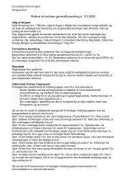 Referat af ordinær generalforsamling d. 1/3-2006