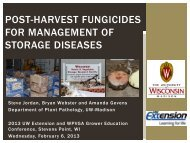 Post-harvest Fungicides for Management of Storage Diseases