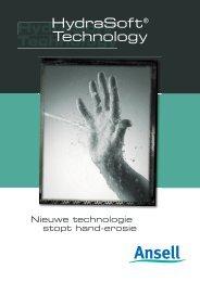 HydraSoft™ Technology - Ansell Healthcare Europe
