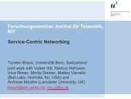 Slides - Karlsruher Institut für Technologie (KIT) - Institut für ...