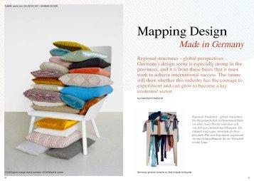 Mapping Design - SandraHofmeister