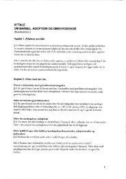 AFTALE OM BARSEL, ADOPTION OG OMSORGSDAGE - CFU