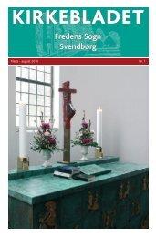 kirkebladet - Fredens Kirke