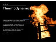 Thermodynamics - Apple
