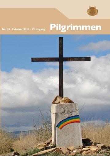 Pilgrimmen 20-4.indd - Foreningen af Danske Santiagopilgrimme