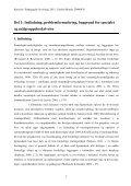 Paradoksale vilkår i tværfaglig kommunikation - CPOP - Page 4