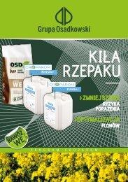 KILA RZEPAKU - Osadkowski SA