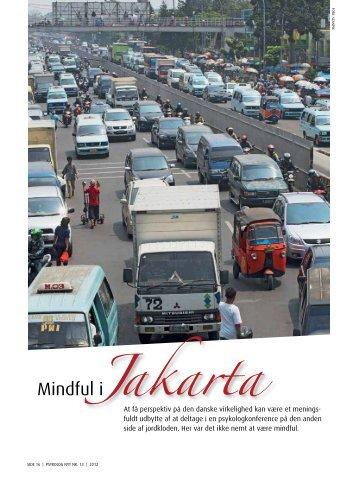mindful i Jakarta - Elbo