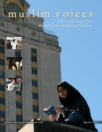 Muslim Voices Issue 2 04252007 Final update 09072007.pub