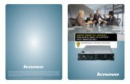 lenovo thinkplus™ services. thoughtful ideas to support your