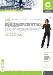 personale og lønmedarbejder Kursusbeskrivelse - Campus Vejle