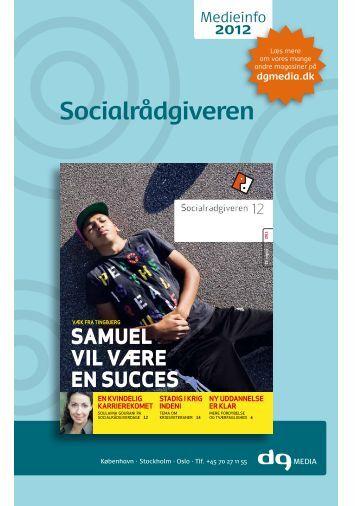 Socialrådgiveren - DG Media