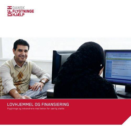 loVHjemmel og Finansiering - Integrationsnet