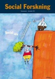 Social Forskning - SFI