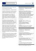 Faktaark: Danmarks arbejde med afradikalisering - Ny i Danmark - Page 2