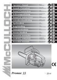 Promac 33 - Electrolux-ui.com