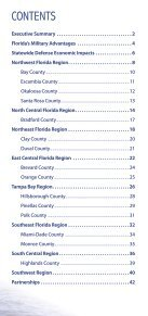 factbook 2013 - Florida Defense Alliance - Page 2