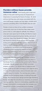 factbook 2013 - Florida Defense Alliance - Page 7