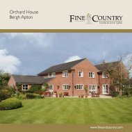 Orchard House Bergh Apton - Fine & Country