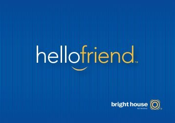 Download our Welcome Guide - Bright House Networks