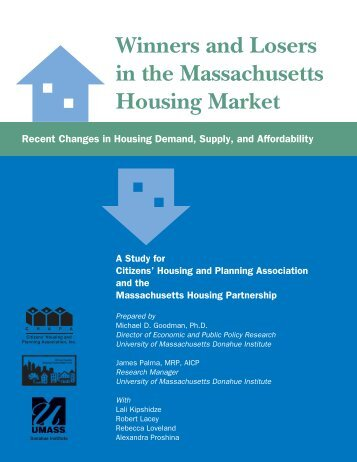 Winners and Losers in the Massachusetts Housing Market