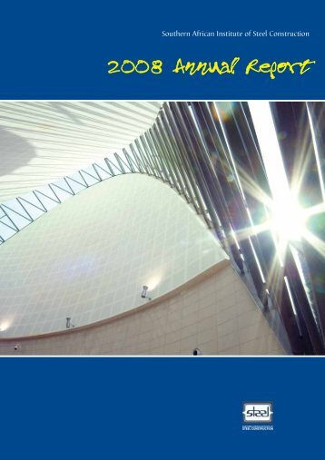 2008 1.14Mb | PDF - Southern African Institute of Steel Construction