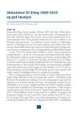 Diakonissehuset Sankt Lukas Stiftelsen Årbog 2009-2010 - Page 6