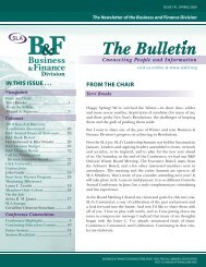 The Bulletin,Connecting People and Information - Index of - Special ...