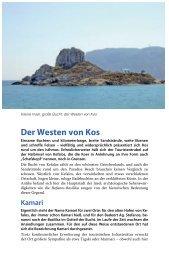 Der Westen von Kos