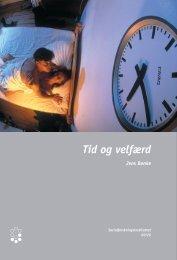 Tid og velfærd - SFI