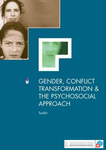 GENDER, CONFLICT TRANSFORMATION & THE ... - Deza - CH