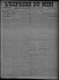 24 janvier 1906 - Bibliothèque de Toulouse