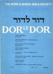 Noble Jonathan - Jewish Bible Quarterly