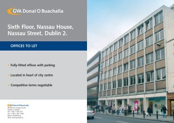 sixth floor, Nassau House, Nassau street, Dublin 2. - MyHome.ie