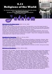 World R - Judaism