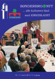 Blad nr. 1 2013 ny.indd - Sønderbro Horsens