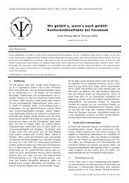 Download PDF - Journal of business and media psychology