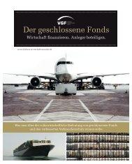 Der geschlossene Fonds - Commerz Real