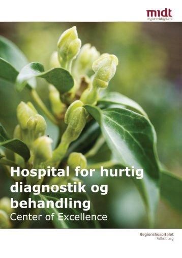 Hospital for hurtig diagnostik og behandling - Hospitalsenhed Midt