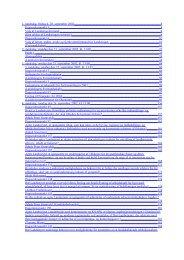 Referat for hele Efterårssamlingen 2002 - Inatsisartut