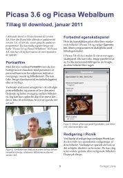 Picasa 3.6 og Picasa Webalbum - Forlaget Libris