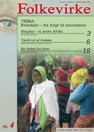 Kvindeliv – fra frygt til innovation - Folkevirke