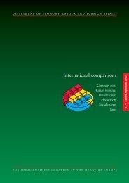 International comparisons - costkille - Costkiller