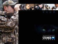 Welcome To Steiner - OpticsPlanet.com
