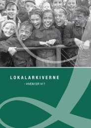 LokaLarkiverne - Dansk Folkeoplysnings Samråd