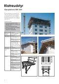 Klatreudstyr brochure og montageanvisning - PASCHAL-Danmark A/S - Page 6