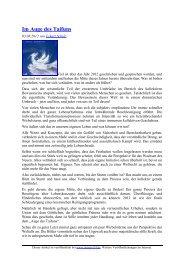 Im Auge des Taifuns - Oneness 24