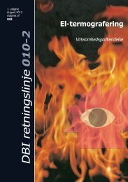 Download gratis Retningslinje 010-2 El-termografering ...