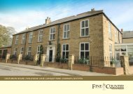 centurion house | wallnook lane | langley park ... - Fine & Country